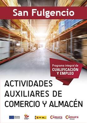 Actividades Auxiliares de Comercio y Almacén
