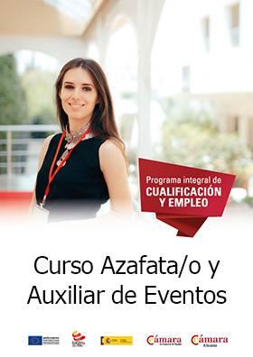 Azafata/o y Auxiliar de Eventos
